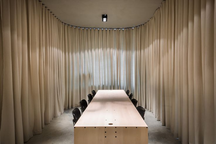 Gallery of (un)curtain office / dekleva gregoric architects - 5