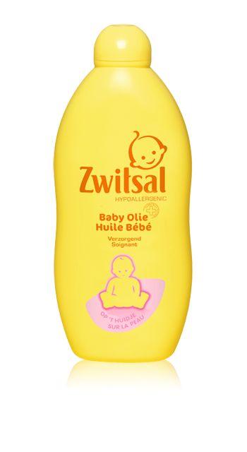 Verzorgingsproducten - Baby Olie