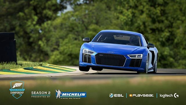 It's the last week of the Elite Series Showdown of the #ForzaRC. Then we'll be counting down to the Grand Finals! Watch on #Twitch or #Beam!