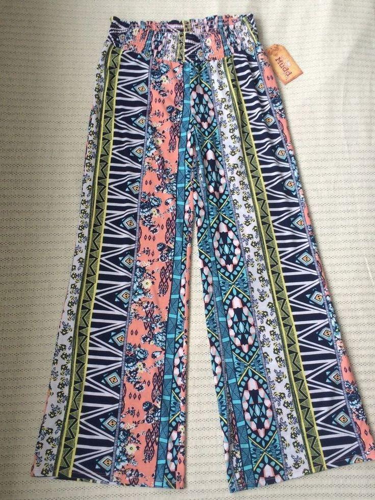 Girls MUDD Pollazo Pants Size 16 Dressy Pants Pinted NWT #Mudd #DressPants #Dressy