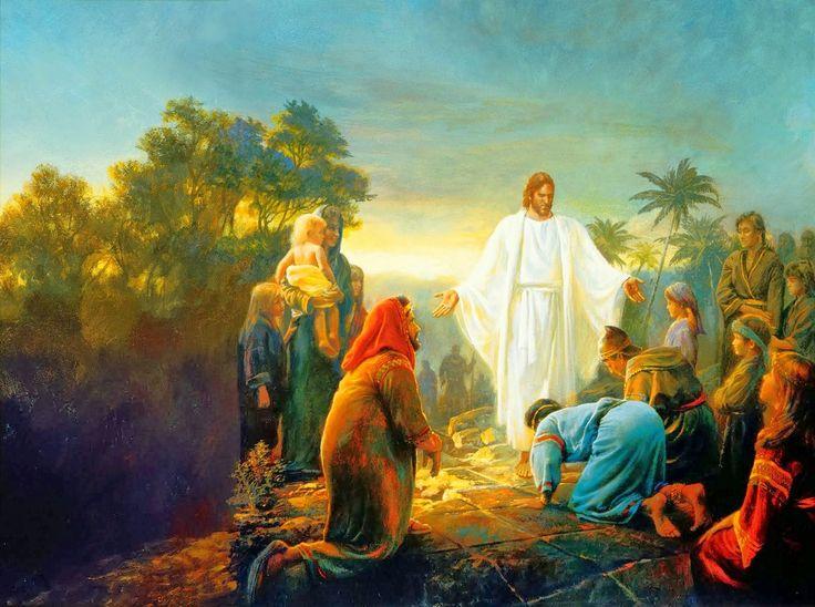 """Evangelio Comentado, """"Yo soy la luz, y he venido al mundo para que todo el que crea en mí no permanezca en las tinieblas."""" San Juan 12,44-50."""
