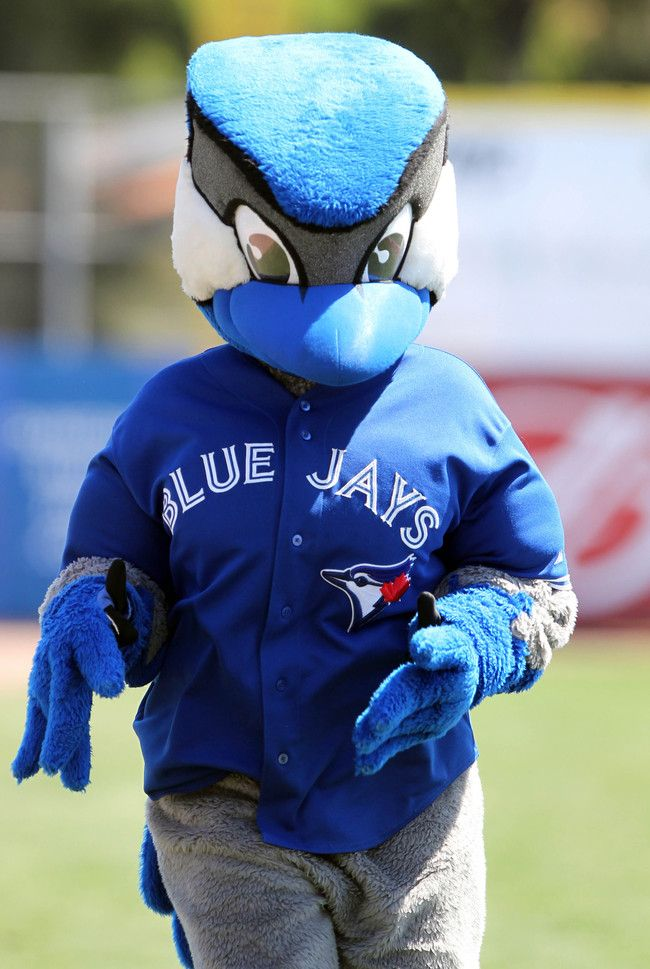 From silly to downright intimidating, check out the MLB mascots we've all come to know and love.