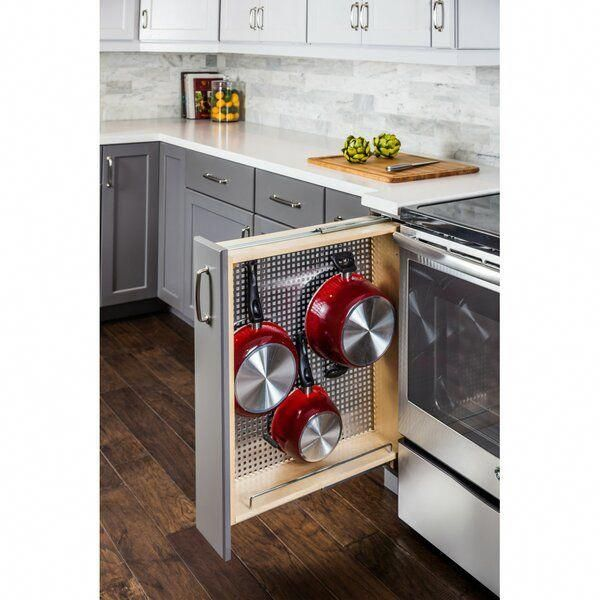 Pull Out Pantry In 2021 Diy Kitchen Storage Kitchen Layout New Kitchen Cabinets