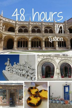 Planning a trip to Lisbon? My guide tells you what to do, see and eat in 48hours in Lisbon