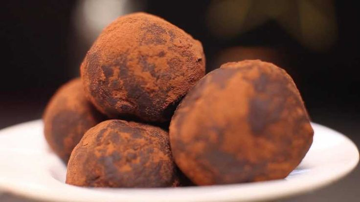 Truffes au chocolat simples et rapides