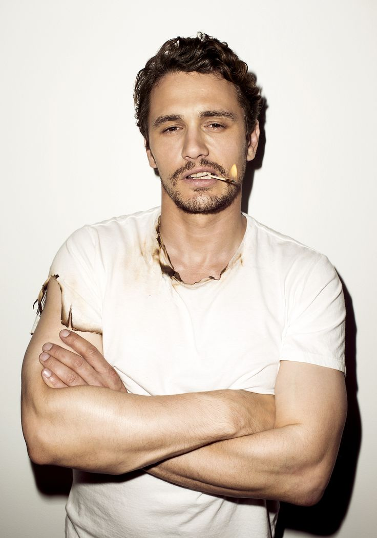 James Franco, for Roast of James Franco, Sep 2013, by Comedy Central.