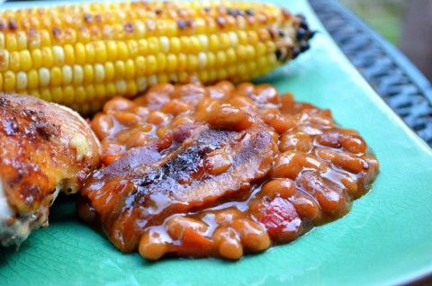 Mom's Famous Southern-Style Baked Beans
