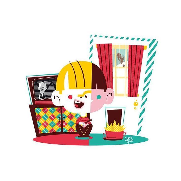 Filme Esqueceram de mim, coleção especial de Natal, criado pela ilustradora Clau Souza  https://loja.tenhaborogodo.com.br/esqueceramdemim