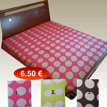 Πικέ κουβέρτα υπέρδιπλη 220Χ240 βαμβακερή σε 3 διάφορα χρώματα 6,50...
