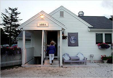Abba Restaurant, Orleans, MA