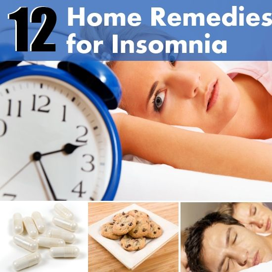 10 Natural Remedies for Insomnia