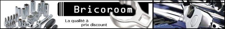 Bricoroom - Vente outillage automobile pas cher - Professionnel - Pneumatique - Paris