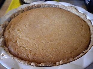 Applesauce Pie | Recipe