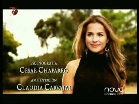 "Entrada de la telenovela ""PASIÓN DE GAVILANES"""