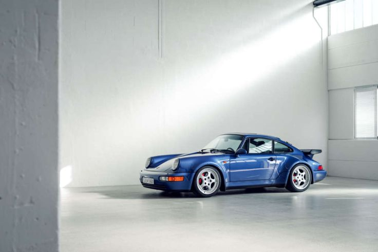Porsche 964 Turbo 3,6 1993 – elferspot.com – Market for Porsche Sports activities Automobiles