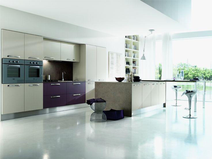 Nice, Cucina Contemporary, Forma 2000