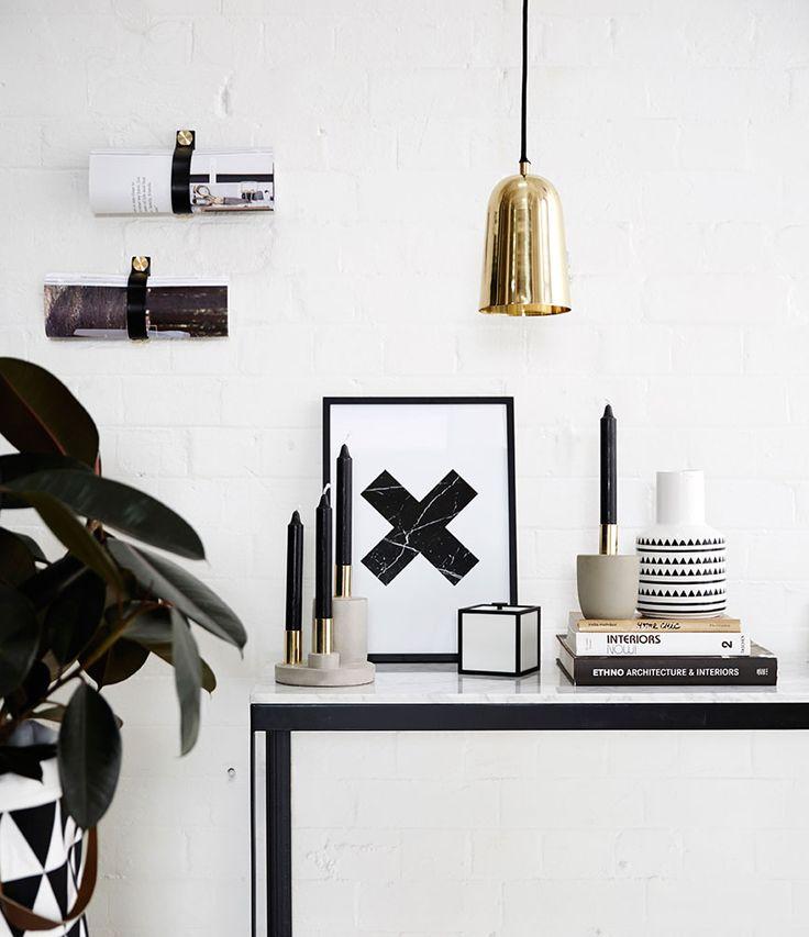 11 best concrete decor images on Pinterest | Buffet lamps ...