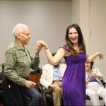 Need a Smile Today? Watch These Alzheimer's Patients Boogie Down