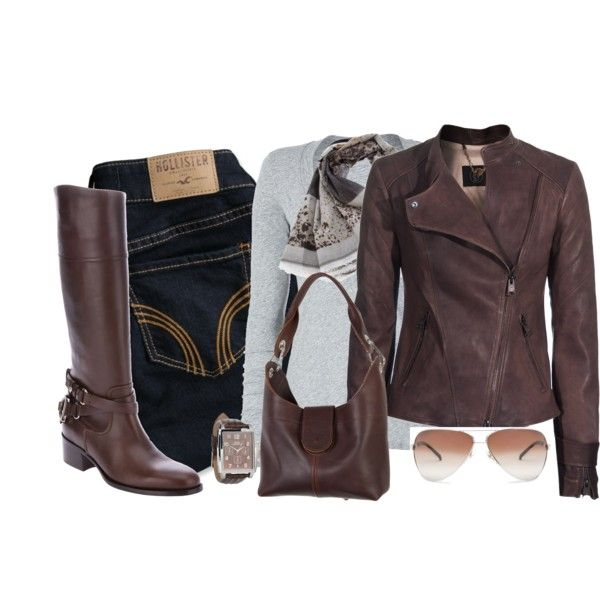 This can be my motorcycle outfit :)