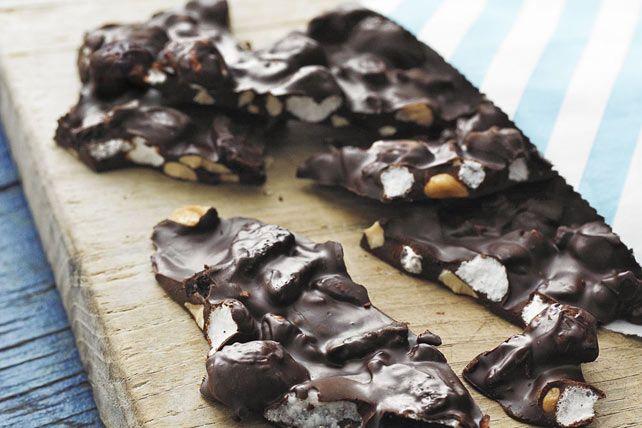 Rocky Ridge Bark Recipe