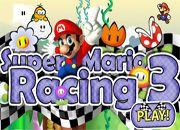 Super Mario Racing 3   juegos de mario bros - jugar online