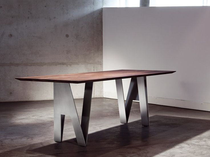 Schön Rectangular Wooden Table SR V Sr Collection By Scholtissek