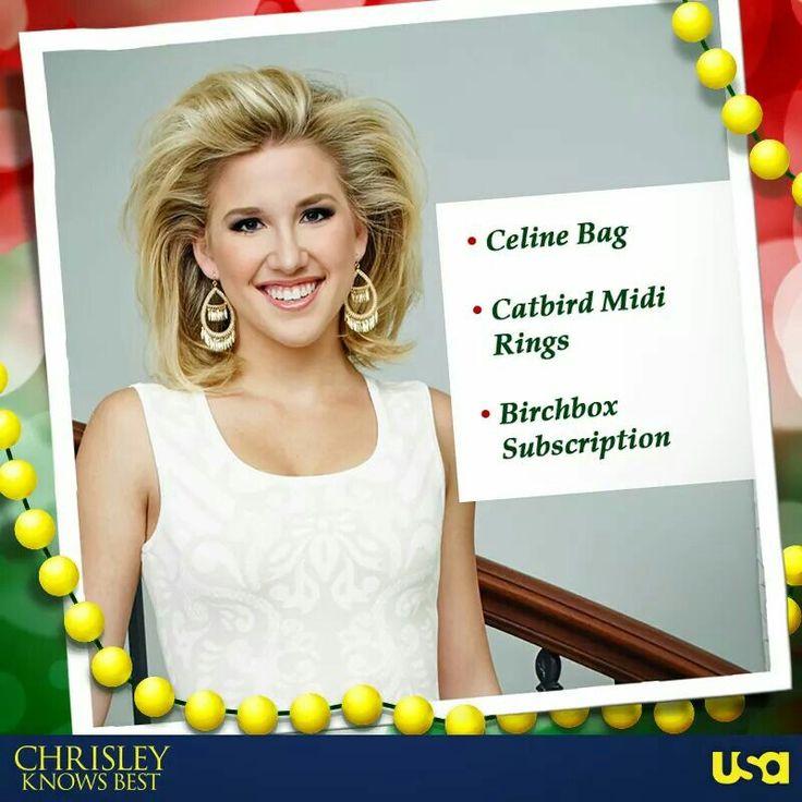 Savannah Chrisley ... Chrisley Knows Best....