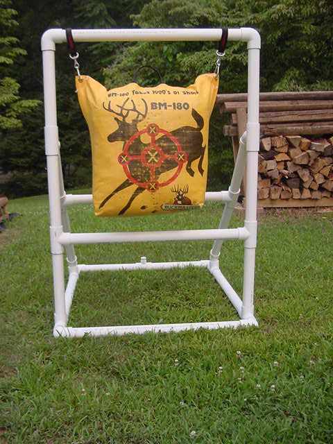 17 best ideas about pvc deer feeder on pinterest best for Pvc pipe bow plans