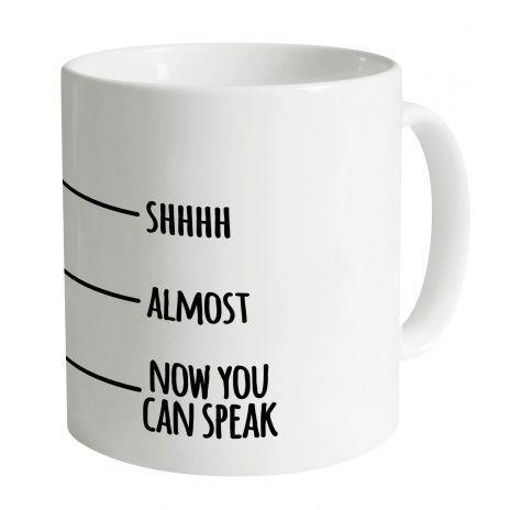 Shhh Mug Mehr