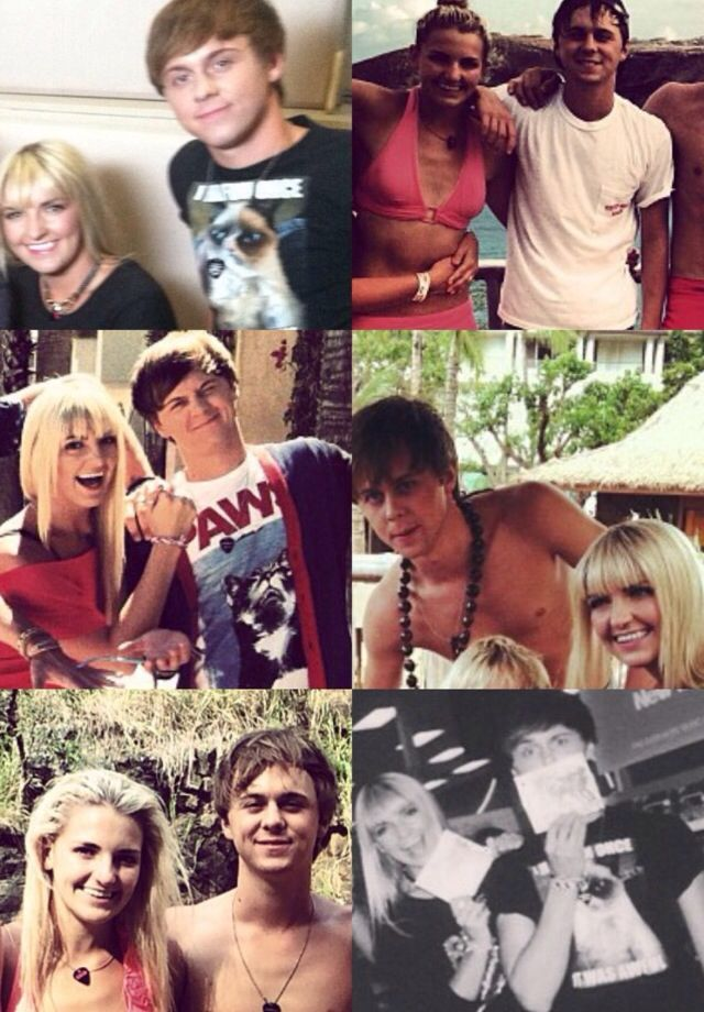 do rydel and ratliff dating Nope ellington is dating another girl her name is kelly.