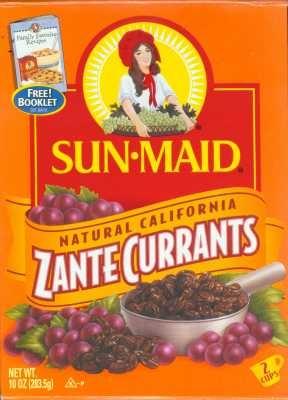 Currants, Zante__Sun*Maid | Good Foods! | Pinterest