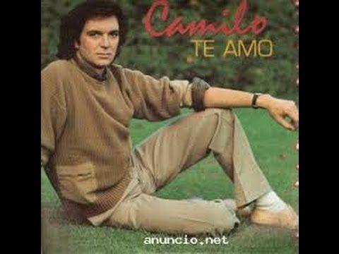 Camilo Sesto - Te Amo - 80's letra