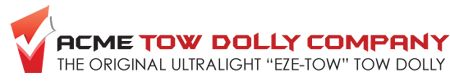 Car Tow Dolly -The Lightest and Toughest Tow Dolly For All Car Towing Needs - Acme Car Tow Dolly Company