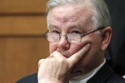 Congressman JOE BARTON (R-TX): 'I Would Vote To Repeal The Minimum Wage'. I would sooooo like to to see him lose his cushy job and try working for whatever some boss at the coffee shop might be willing to pay his stupid old ass.