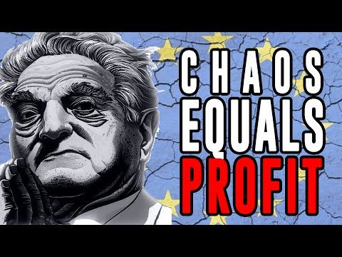 George SOROS: The One-Man Illuminati Machine - YouTube