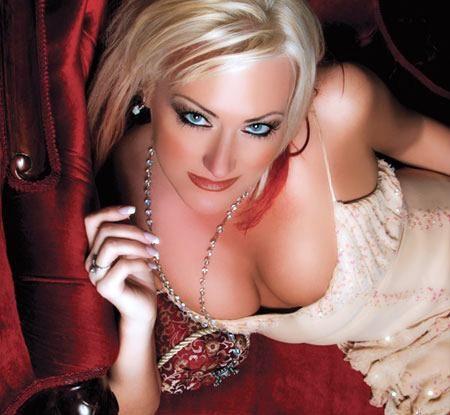 Vocalist Pamela Moore