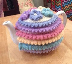 Iced Gem Tea Cosy
