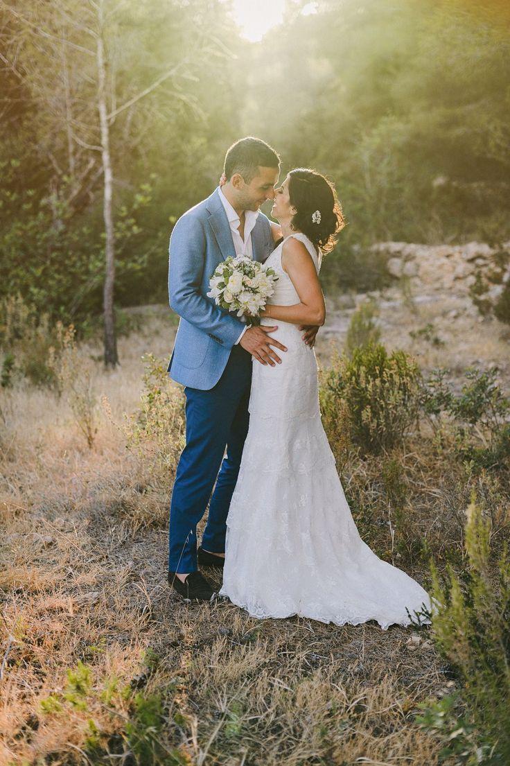 Destination wedding in Ibiza - by Caroline Dyer-Smith