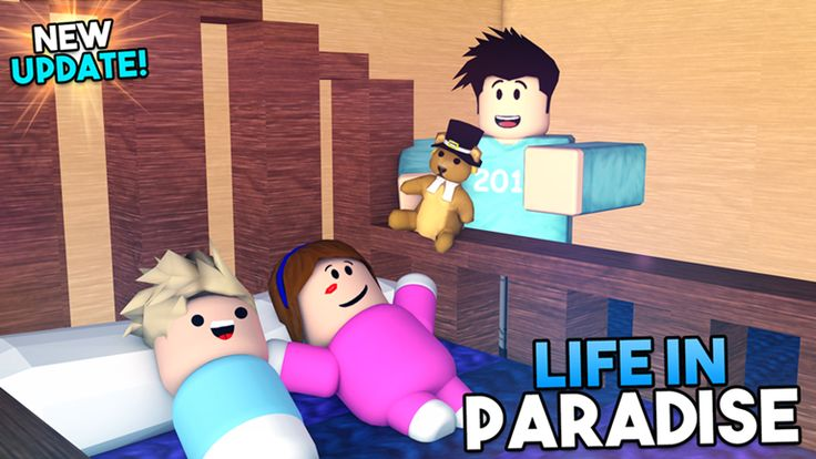 Life in Paradise - ROBLOX