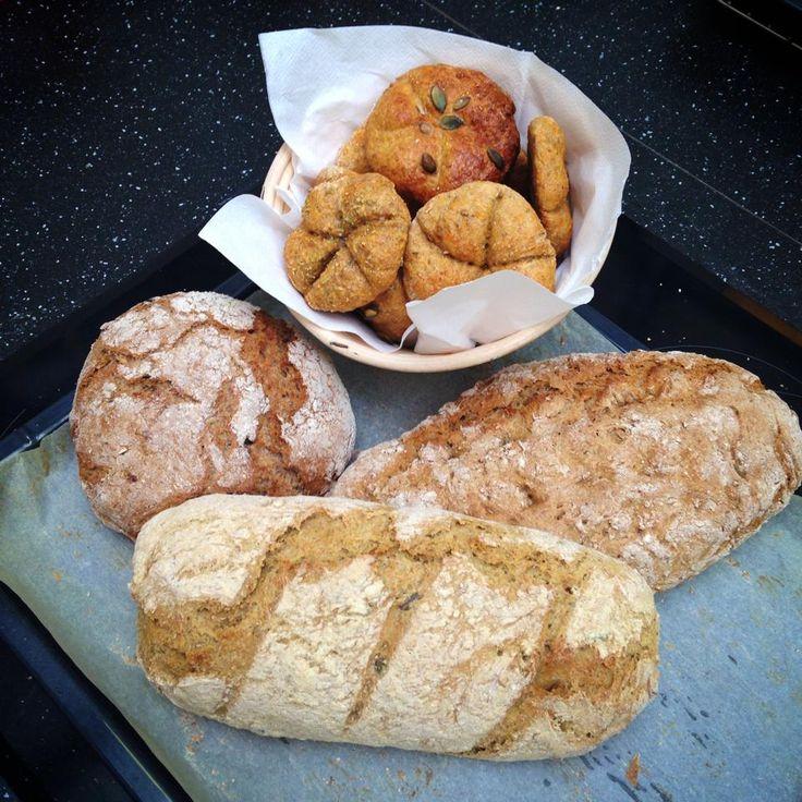 Špaldový chlieb, pečivo aj paleo.