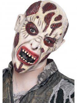 Rotten Zombie Mask at funnfrolic.co.uk -£6.09