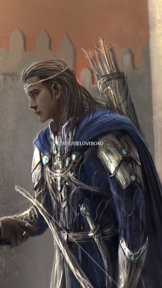 leepacejustawesome3 Duilin and Egalmoth ( Cropped for detail) by Loveboro http://kalboor.com/duilin
