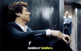 Sherlock and John -The Final Problem