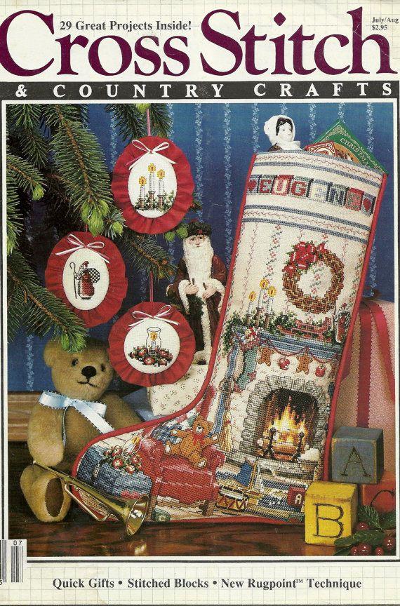 Pinterest Christmas Stocking Crafts