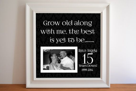 Traditional 45th Wedding Anniversary Gift: 17 Best Ideas About 15th Wedding Anniversary On Pinterest