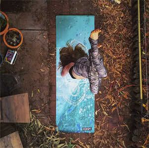 Custom, Made Locally   Delivered To Your Door. Design Your Own Custom Yoga  Mat, Personalized Yoga Mats, Wholesale Printed Eco Yoga Mats Now At Disrupt  ...