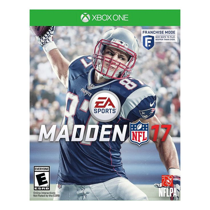Madden NFL 17 for Xbox One, Multicolor
