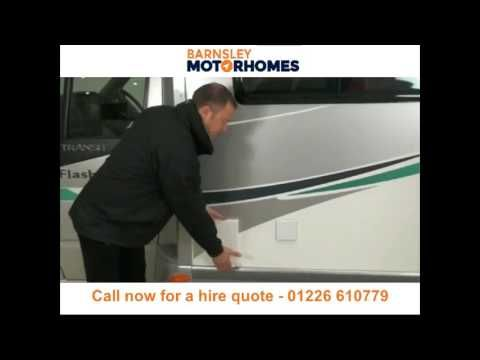 Motorhome hire and campervan rental Barnsley - Call 01226 610779