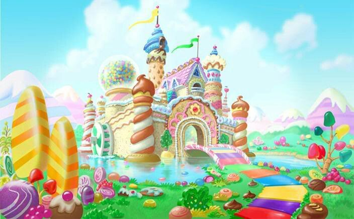 1000+ images about Candyland on Pinterest | Peanut brittle, Game ...