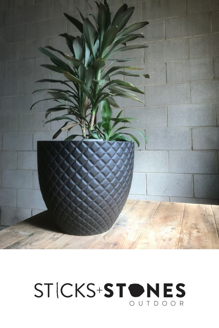Breathe life into your living space with these three beautiful neutral toned colours. Our pots come in a variety of colour schemes and sizes for any indoor/outdoor landscape. At Sticks + Stones Outdoor, we travel the globe to source the most stunning, affordable, practical and stylish items to help you create your own beautiful outdoor space.#outdoordecor#homestyling#pots#pottery